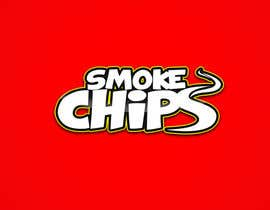 #32 for Design type style for the words Smoke Chips by kingryanrobles22