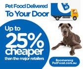Graphic Design Entri Peraduan #3 for Design a Static MREC Banner for Pet Food  Business