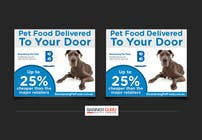 Graphic Design Entri Peraduan #25 for Design a Static MREC Banner for Pet Food  Business