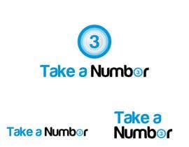 "#94 untuk Design a Logo for ""Take a Numb3r"" oleh trying2w"