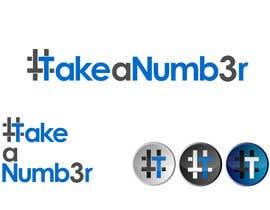 "#96 para Design a Logo for ""Take a Numb3r"" por dandrexrival07"