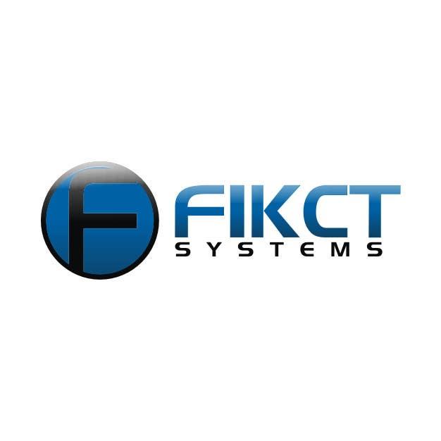 Konkurrenceindlæg #107 for Design a Logo for FIKCT Systems