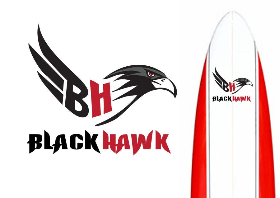 #478 for Logo Design for Blackhawk International Pty Ltd by Clacels
