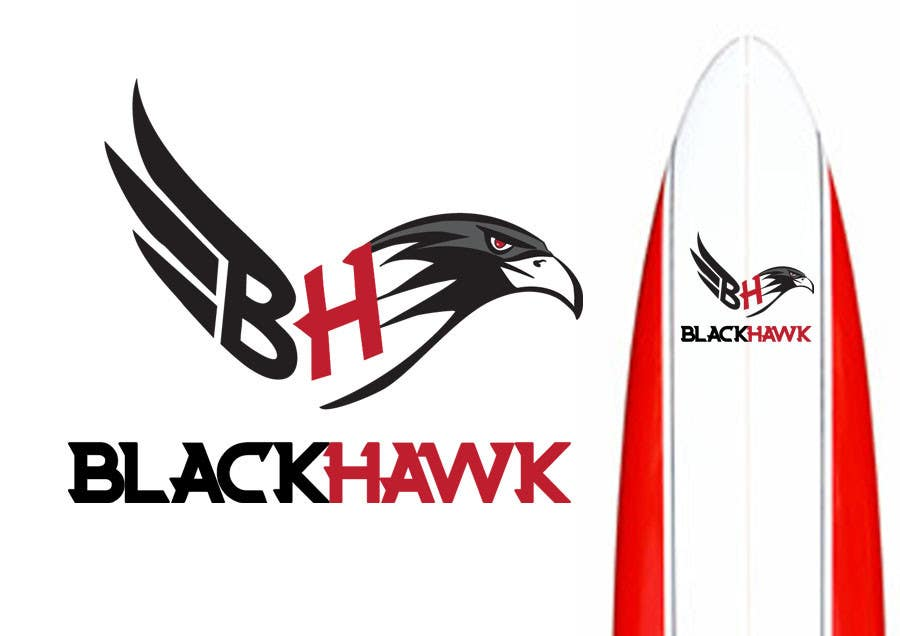 #479 for Logo Design for Blackhawk International Pty Ltd by Clacels