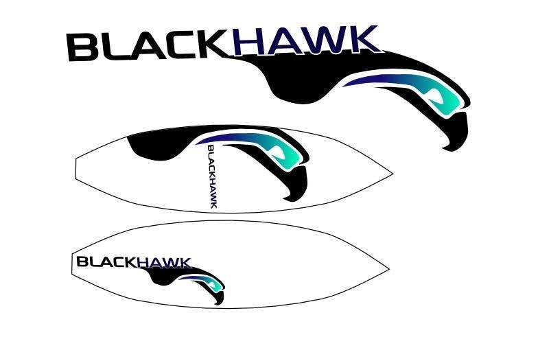 Penyertaan Peraduan #                                        416                                      untuk                                         Logo Design for Blackhawk International Pty Ltd