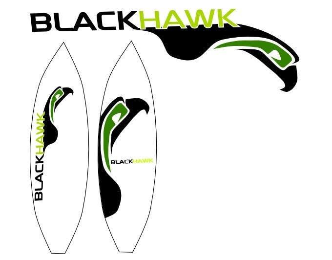 Penyertaan Peraduan #                                        397                                      untuk                                         Logo Design for Blackhawk International Pty Ltd