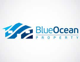 "#76 para Design a Logo for ""Blue Ocean Property"" por nestos100"