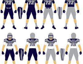 bfreeman5 tarafından North Texas Orcas Football Team Uniform Contest için no 12