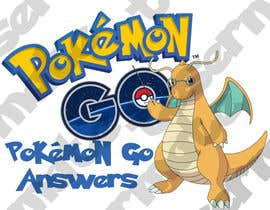 tosermate tarafından Design a Pokemon Go Logo için no 1