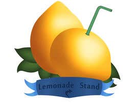 "#37 untuk Design a Logo for ""Lemonade Stand"" YouTube channel oleh lazarelondaridze"
