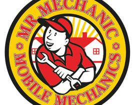 #64 for Design a Logo for Mr Mechanic af martinotis03