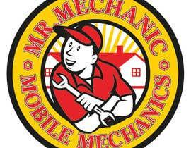 #64 for Design a Logo for Mr Mechanic by martinotis03