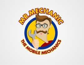 nº 46 pour Design a Logo for Mr Mechanic par okasatria91