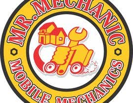 #41 for Design a Logo for Mr Mechanic af EDMPR
