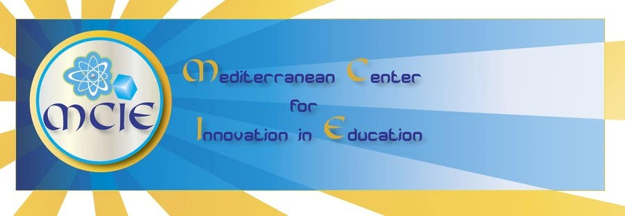 Penyertaan Peraduan #15 untuk Design a Logo for Mediterranean Center for Innovation in Education