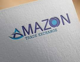 mdakirulislam tarafından Design a logo for 'AMAZON TRADE EXCHANGE' için no 104