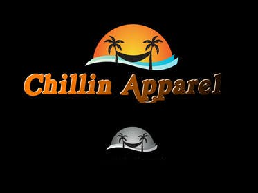"#11 para Design a Logo for ""Chillin Apparel"" t-shirt company. por cristinandrei"