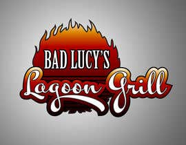 #61 for Design a Logo for Bad Lucy's Lagoon Grill af prieyankaa