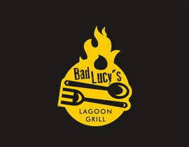 #28 for Design a Logo for Bad Lucy's Lagoon Grill by carlosmedina78