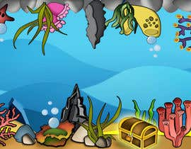 nº 23 pour 2D artwork (ROCKS & VEGETATION) for obstacles in side-scrolling video game. par malathy27