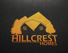 #124 untuk Design a Logo for Hillcrest Homes oleh mg4art
