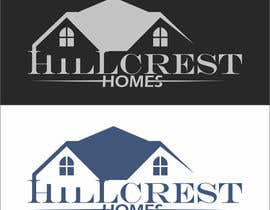 #134 untuk Design a Logo for Hillcrest Homes oleh mg4art