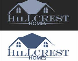 #135 untuk Design a Logo for Hillcrest Homes oleh mg4art