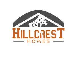 nº 130 pour Design a Logo for Hillcrest Homes par Cobot