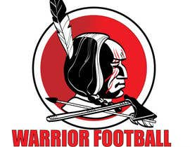 #11 for Logo Design for Warrior Football af portretv3