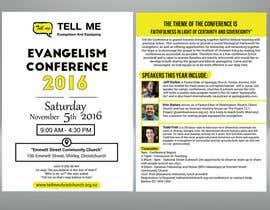 saikat9999 tarafından Design a Conference Flyer için no 58