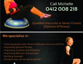 #15 for Design some Business Cards for Better Balance Personal Training by TATHAE