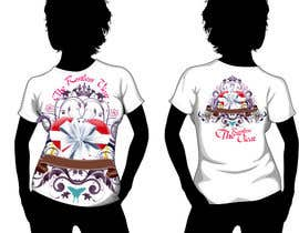 #112 untuk T-shirt Design for  the restless vicar oleh gau7920