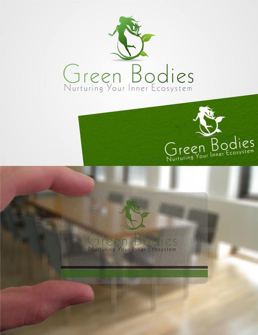 Конкурсная заявка №59 для Logo Design for Green Bodies
