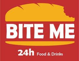 #66 para Projetar um Logo for Bite Me por rubenebur