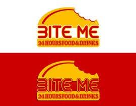 #69 para Projetar um Logo for Bite Me por rubenebur