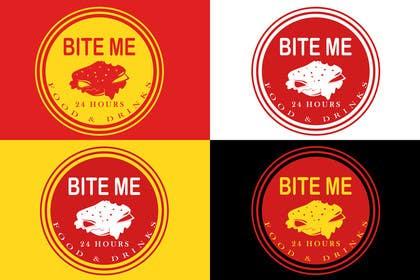 #50 para Projetar um Logo for Bite Me por akritidas21