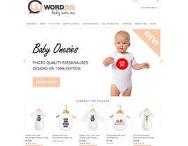 #1 for Design a Banner for www.wordonbaby.com.au af stniavla