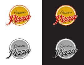nº 51 pour Design a logo for a pizza restaurant par artedu