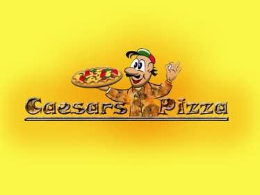 Nro 58 kilpailuun Design a logo for a pizza restaurant käyttäjältä Shaolin999