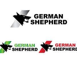 #30 para German Shepherd Logo por sammyali