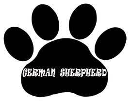 #79 for German Shepherd Logo by madhavanraj