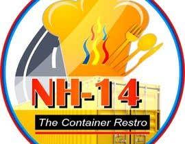 creativeranjha tarafından Logo Design For Restaurant NH14 için no 11