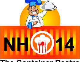 creativeranjha tarafından Logo Design For Restaurant NH14 için no 34