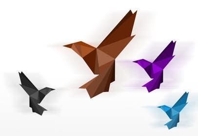 BrianRojas92 tarafından Zaprojektuj logo, tematyka ptaki (kolibry) için no 9