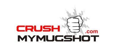 Nro 24 kilpailuun Design a Logo for CRUSH MyMugshot käyttäjältä nuwangrafix