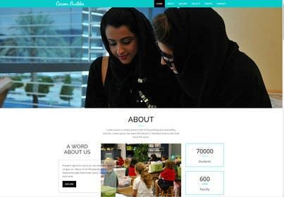 priyankabafna25 tarafından Brochure Style Website için no 2
