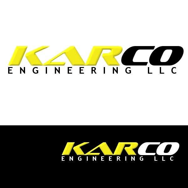 Penyertaan Peraduan #174 untuk Logo Design for KARCO Engineering, LLC.
