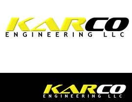 #174 para Logo Design for KARCO Engineering, LLC. por valivarona