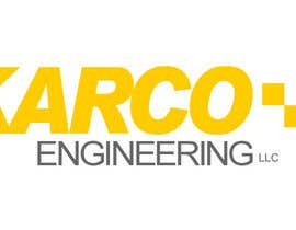 #18 para Logo Design for KARCO Engineering, LLC. por ritchiehurren