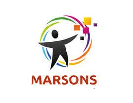 #105 for Design a Logo for MARSONS by alihjasa